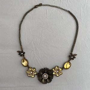 Free with $30 Purchase! Aldo Floral Necklace